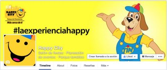 Cuenta Facebook Happy City